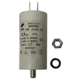 Condensator 12.5 uF 400/450 nepolarizat electrolitic